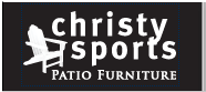 Christy Sports Patio Furniture Discount