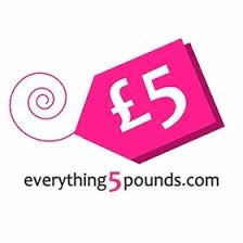 Everything 5 Pounds Discount