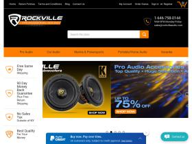 Rockvilleaudio.com Discount